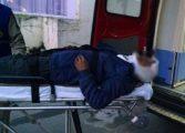 Suspeito de assalto em ponto de ônibus na região de Araucária e Tatuquara é detido por usuários
