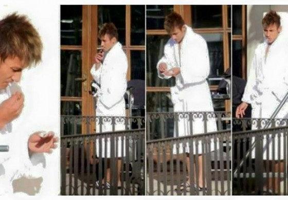 """Neymar conta que tem """"dublê"""", após foto com cigarro"""