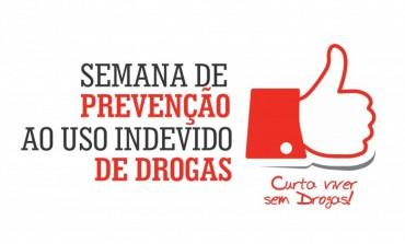 Ações da Semana de Prevenção às Drogas iniciam dia 22 em Araucária