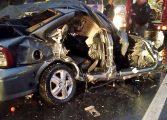 Acidente mata quatro pessoas na estrada entre Araucária e Lapa