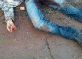 Homem é morto a facadas e pedradas na periferia de Araucária