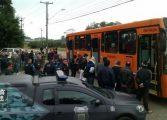 Arrastões em ônibus terminam com quatro pessoas presas; Araucária/Pinheirinho é uma das linhas