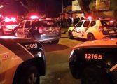 Policial civil se levanta de mesa durante assalto em restaurante e morre baleado por bandidos