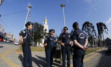 Guardas Municipais de Araucária estão concluindo curso de formação