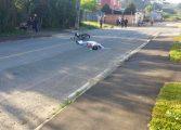 Motociclista é morto com pancadas do próprio capacete em Araucária