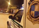 Atirador chega em 'bailão' de Araucária e mata mulher de 29 anos