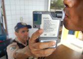 Com Lei Seca mais rigorosa, 810 motoristas foram presos embriagados no 1° semestre na região