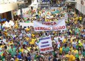 Corrupção e incompetência do governo levam 60 mil pessoas para as ruas