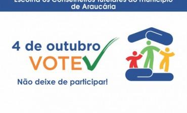 Eleições para o Conselho Tutelar acontecem nesse final de semana