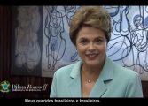 """Dilma usa redes sociais e diz que """"Brasil está de portas abertas para os refugiados"""""""