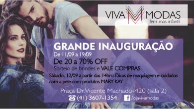 Foto de Loja Viva Modas inaugura com super descontos