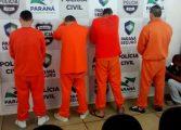 Polícia de Araucária elucida 8 assassinatos a partir de um exame de balística