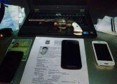 Trio é preso tentando vender caminhonete de R$ 100 mil por R$ 4,5 mil em Araucária