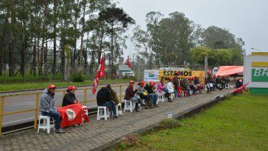 Foto de Boatos sobre falta de combustíveis no período de greve se espalha; Petrobras nega