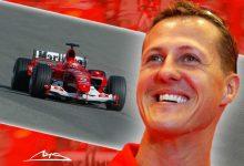 Foto de Schumacher não recebe visitas de amigos e já pesa menos de 45 kg, diz jornal britânico