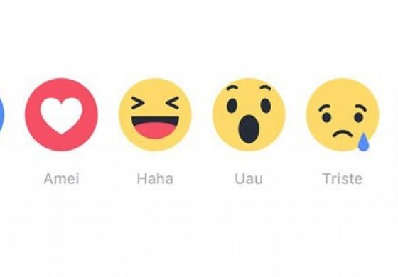 Novos botões alternativos ao 'curtir' são liberados aos usuários no Facebook