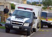 Gritaria na madrugada assusta moradores de Araucária e corpo é achado de manhã