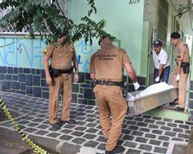 Foto de Deficiente físico é amarrado e espancado até a morte no Paraná