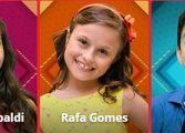 The Voice Kids terá final apenas com competidores paranaenses; uma é curitibana
