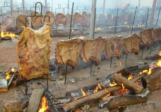 Curitiba sedia churrasco que quer ser o maior do mundo