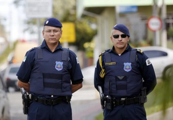 Guarda Municipal de Araucária adquire novos coletes balísticos