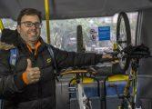 Projeto BRT Bike permite o transporte de bicicleta dentro do ônibus
