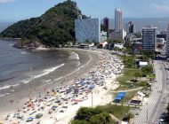 Fim de semana com temperatura próxima dos 30°C promete movimentar Litoral do Paraná