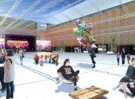 Centro gastronômico da Arena para mais de 6 mil pessoas será inaugurado em setembro