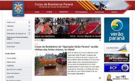 Alvará: Pedido de vistoria em Araucária deve ser feito via site do Corpo de Bombeiros