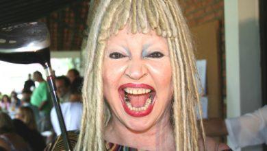 """Foto de Morre no Rio aos 71 anos a irreverente Elke Maravilha: """"Foi brincar de outra coisa"""""""