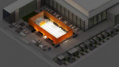 Foto de Arena terá novo espaço para seis mil pessoas