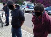 Guarda Municipal de Araucária prende indivíduos logo após roubarem celular de um adolescente