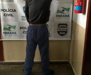 Caminhoneiro suspeito de manter relações com a filha de treze anos é preso em Curitiba