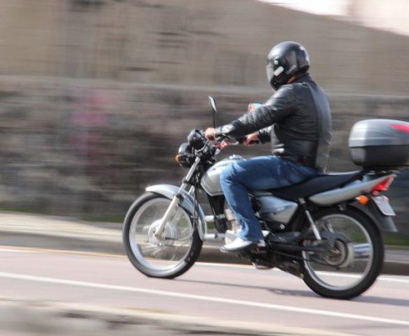No Paraná, motociclista tem 20 vezes mais chances de morrer em acidentes