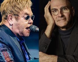 Foto de Elton John e James Taylor farão show na Pedreira em 2017