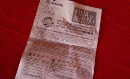 Boletos com taxa de Coleta de Lixo já estão sendo entregues para moradores Araucária