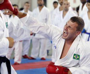 Regional Sul do Paranaense de Karatê será no ginásio do CSU em abril