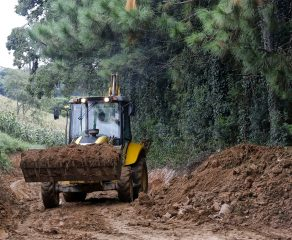 Patrulha rural de Araucária chega à Colônia Cristina