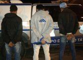 Operação conjunta prende ladrão de carro em flagrante em Araucária