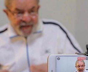 Lula quer 'transmissão ao vivo' de seu depoimento a Moro