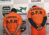 Mentor de assaltos a Shoppings é preso em Araucária