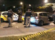 PM persegue carro usado por assaltantes e um suspeito morre em troca de tiros em Araucária