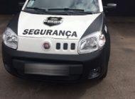 Polícia apreende carro de empresa de segurança que parecia viatura policial; Carro circulava em Araucária