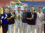 Araucária garante 11 karatecas na final do Campeonato Brasileiro