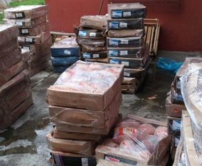 Polícia apreende quatro toneladas de carne roubada em churrascaria do Pinheirinho; dono foi preso
