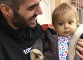 Atacante argentino abandona a carreira para doar fígado ao sobrinho