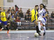 Prefeitura organiza 1º Circuito de Futsal Feminino Aberto de Araucária