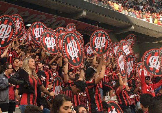 Após recorde do Paraná, Atlético mantém preço dos ingressos para jogo na Arena