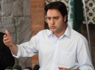 Pré-candidato ao governo, Ratinho Junior disputa apoio de Beto Richa