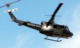 Grande operação da Polícia Civil é realizada no limite entre Araucária e Curitiba para prender dez suspeitos